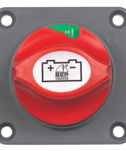 BEP Panel-Mounted Battery Master Switch