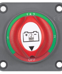 BEP Panel-Mounted Battery Mini Selector Switch