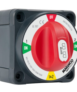 BEP Pro Installer 400A Selector w/Field Disconnect Battery Switch - MC10