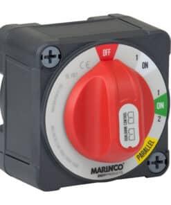 BEP Pro Installer 400a EZ-Mount Dual Bank Control Battery Switch - MC10