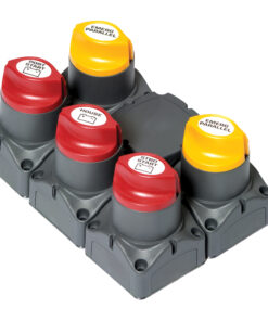 BEP Remote Battery Management Cluster f/Twin Engine