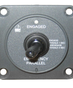 BEP Remote Emergency Parallel Switch