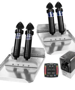 Bennett Marine 12x16 Sport Tab System w/One Box Indication