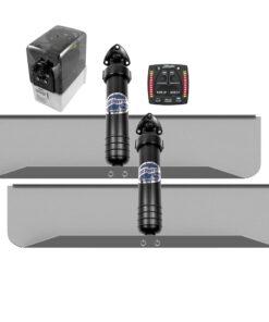 Bennett Marine 30x9 Hydraulic Trim Tab System w/One Box Indication