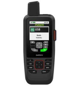 Garmin GPSMAP® 86sci Handheld w/inReach® & BlueChart® g3 Coastal Charts