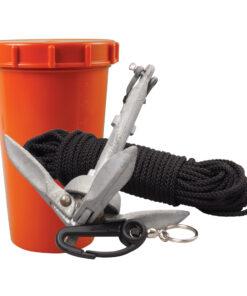 Scotty Anchor Kit - 1.5lbs Anchor & 50' Nylon Line