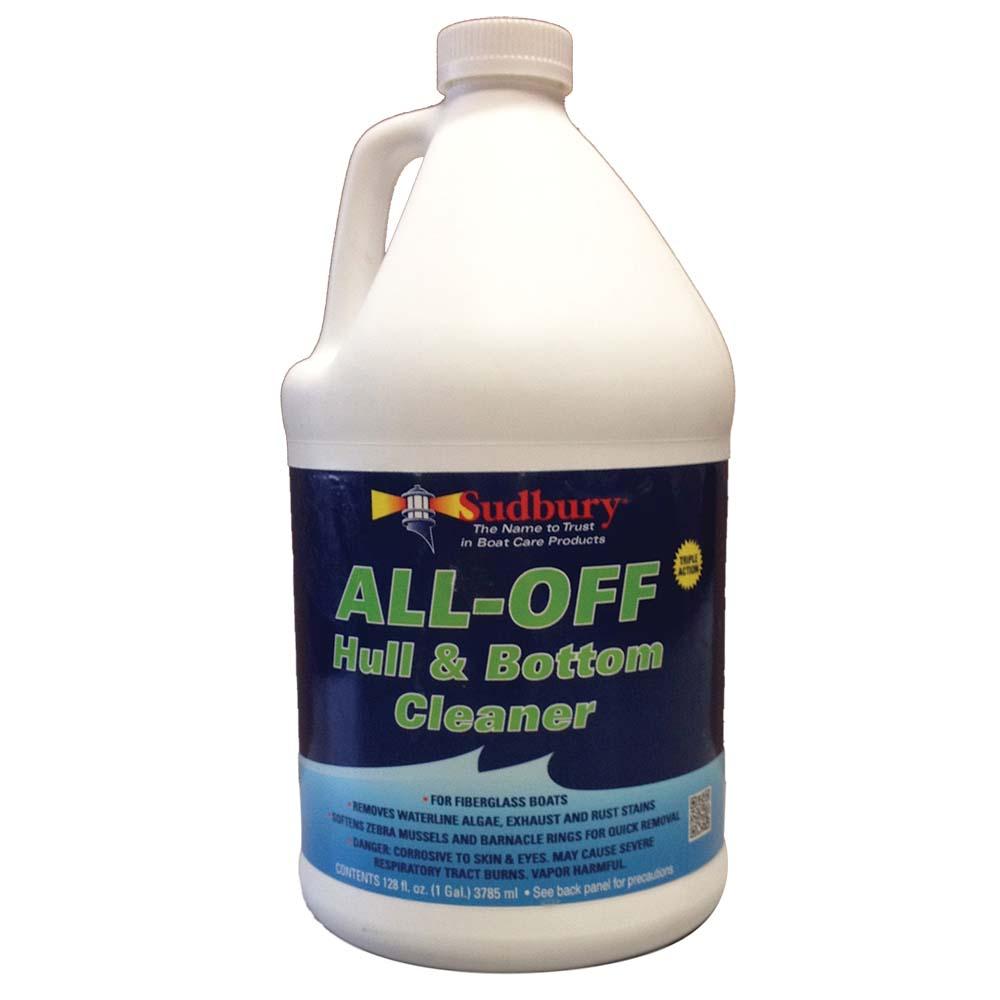 Sudbury All-Off Hull & Bottom Cleaner - Gallon
