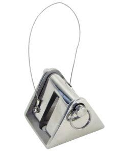 """Whitecap Chain Stopper 3-1/8"""" Long 1/2"""" Pin"""