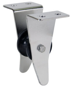 "Whitecap Platform Anchor Roller 3"" Long 1-1/2"" Line"